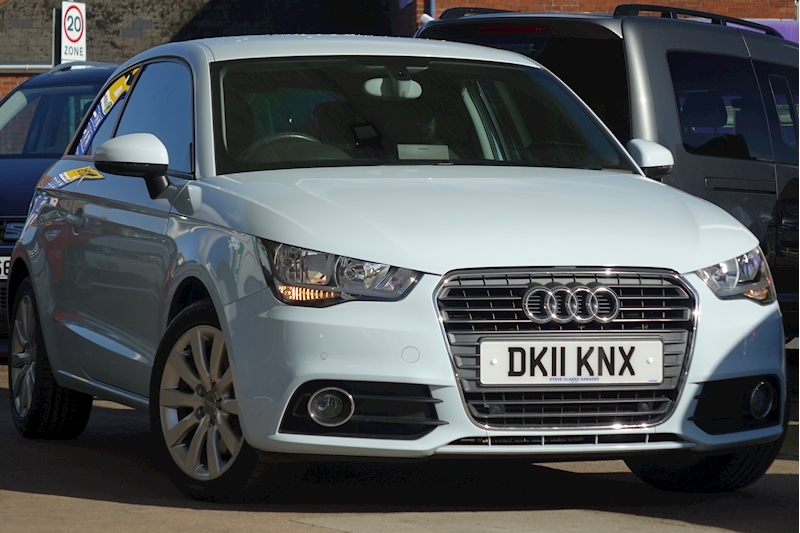 A1 Tfsi Sport Hatchback 1.4 Semi Auto Petrol For Sale in Exeter
