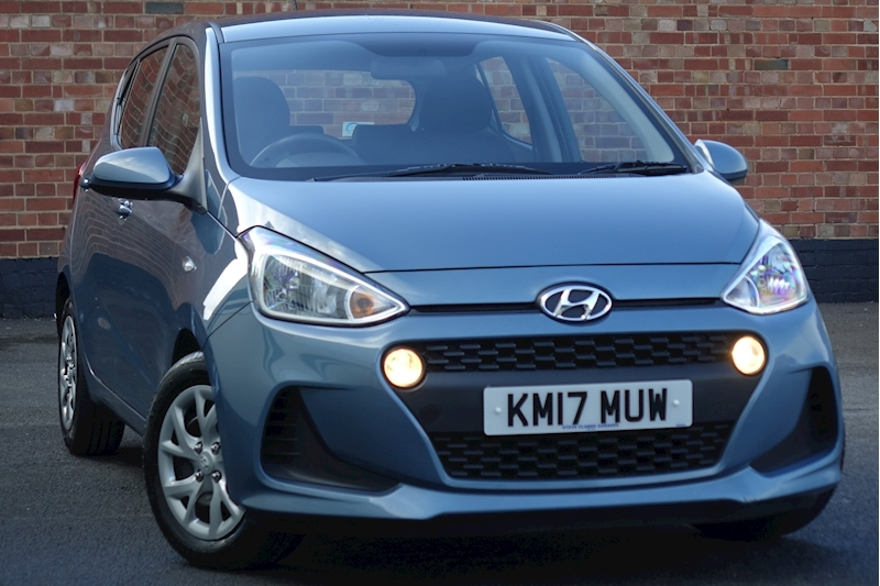 I10 Se Hatchback 1.0 Manual Petrol For Sale in Exeter