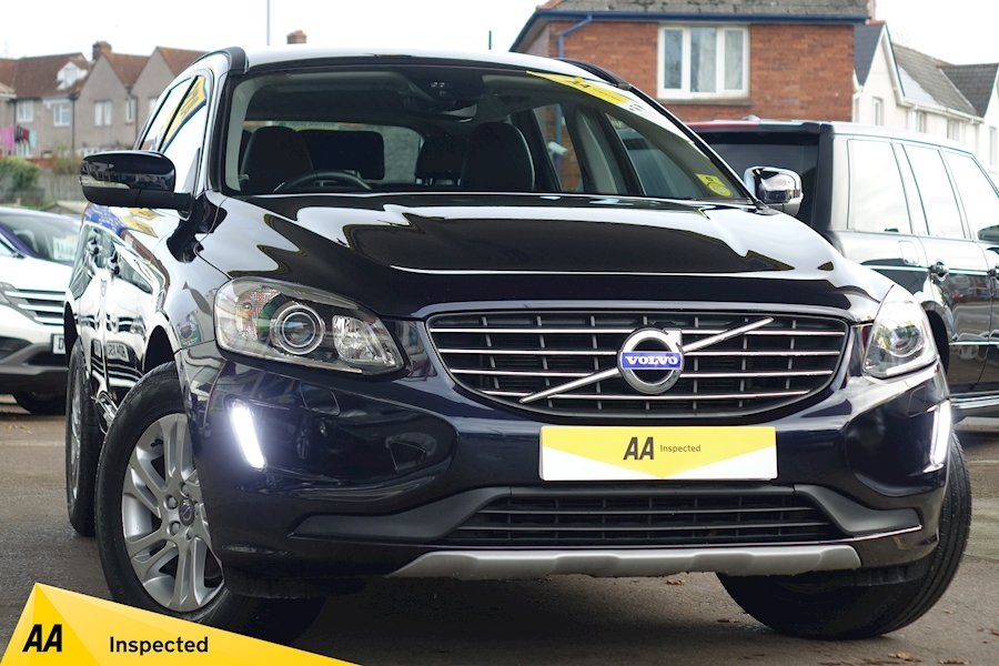 XC60 D4 Se Awd 2.4 5dr Estate Manual Diesel