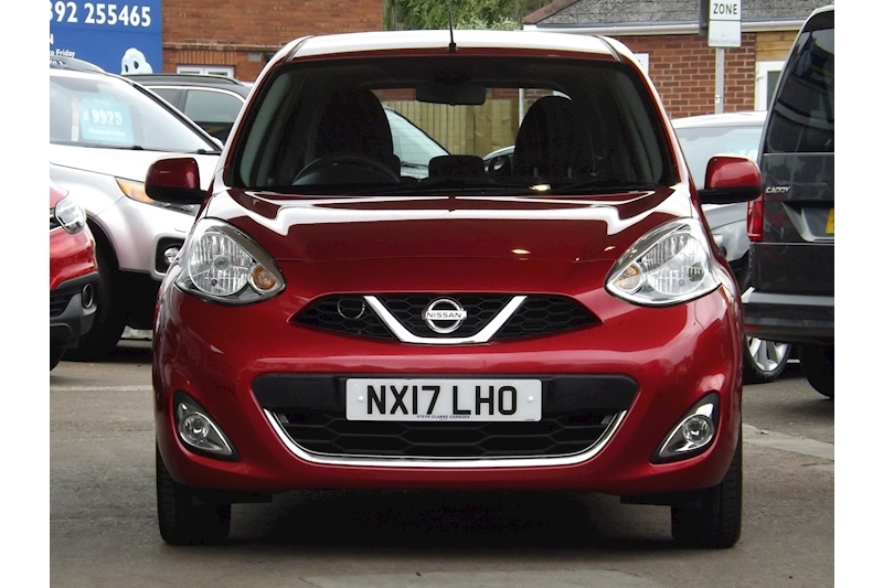 Micra Acenta Hatchback 1.2 Manual Petrol For Sale in Exeter