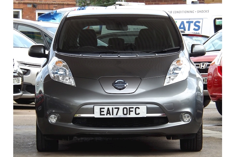 Leaf Tekna (30kWh) 6.6kw Charger 0.0 5dr Hatchback Automatic Electric For Sale in Exeter