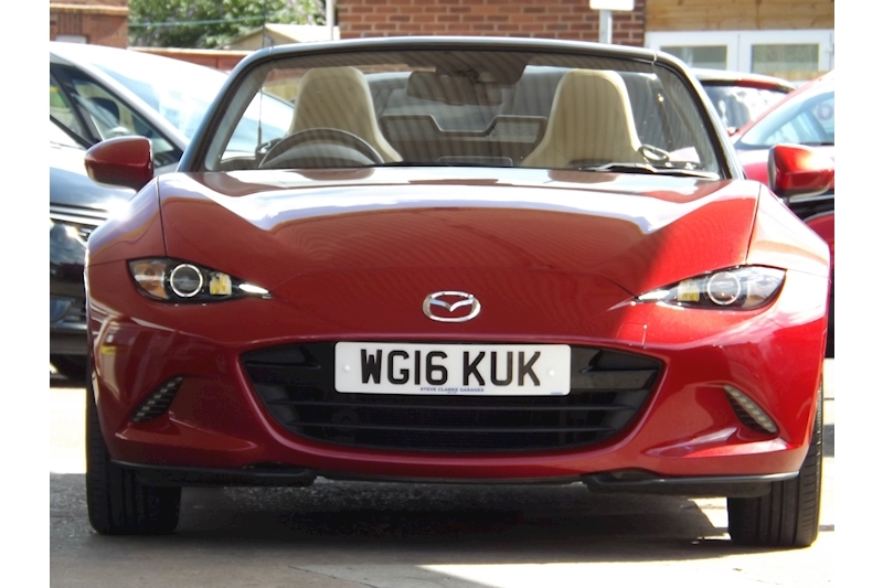 MX-5 Sport Nav Convertible 2.0 Manual Petrol For Sale in Exeter