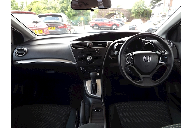 Civic S Tourer 1.8 Auto Petrol For Sale in Exeter