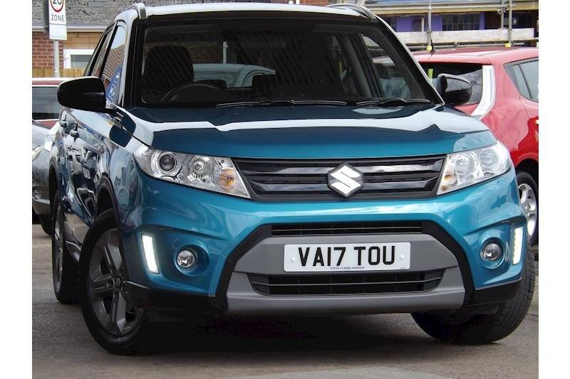 Vitara SZ-T 1.6 5dr Hatchback Auto Petrol For Sale in Exeter
