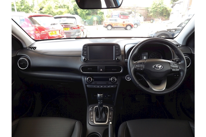 Kona Premium GT Auto 1.6 5dr SUV DCT Petrol For Sale in Exeter