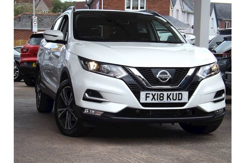 Qashqai N-Connecta SUV 1.6 XTRON Diesel For Sale in Exeter