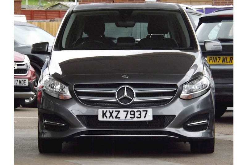 B Class Sport MPV 2.1 Manual Diesel For Sale in Exeter