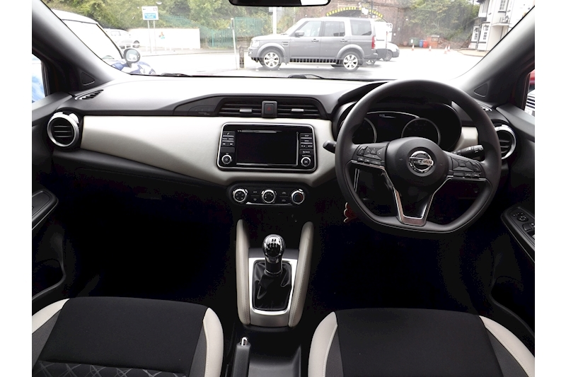 Micra Acenta Hatchback 1.0 Manual Petrol For Sale in Exeter