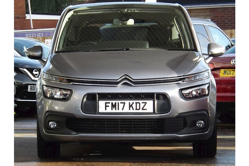 Grand C4 Picasso Touch Edition MPV 1.6 Manual Diesel For Sale in Exeter