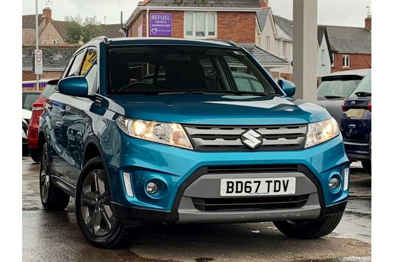 Vitara Sz-T Allgrip 4X4 1.6 5dr Hatchback Manual Petrol For Sale in Exeter