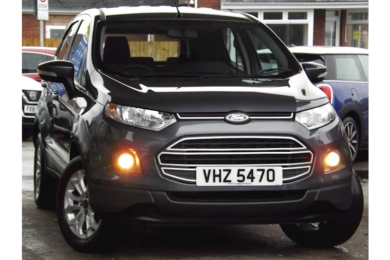EcoSport Zetec 1.5 5dr Hatchback Manual Petrol For Sale in Exeter
