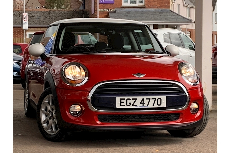 1.5 Cooper Hatchback 3dr Petrol Auto (s/s) (136 ps) For Sale in Exeter