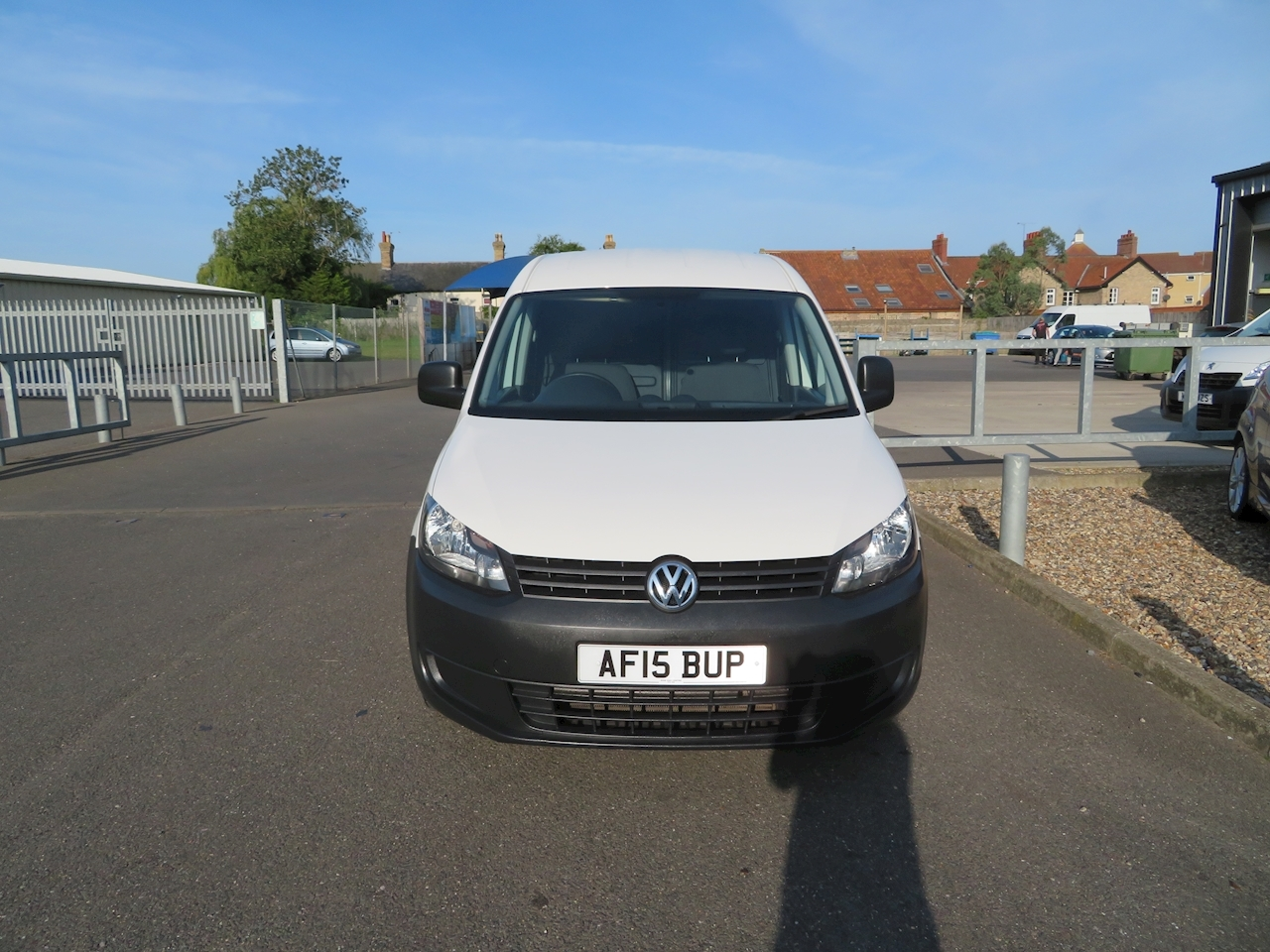 Caddy Maxi C20 Tdi Startline Bluemotion Technology Panel Van 1.6 Manual Diesel