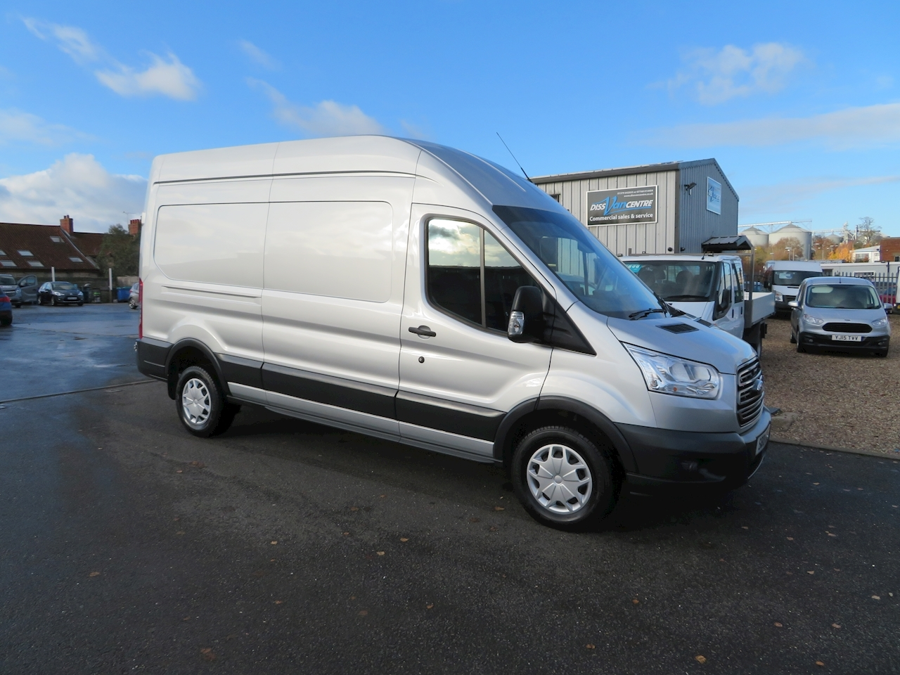 Transit 350 L3 H3 P/V Drw Panel Van 2.0 Manual Diesel