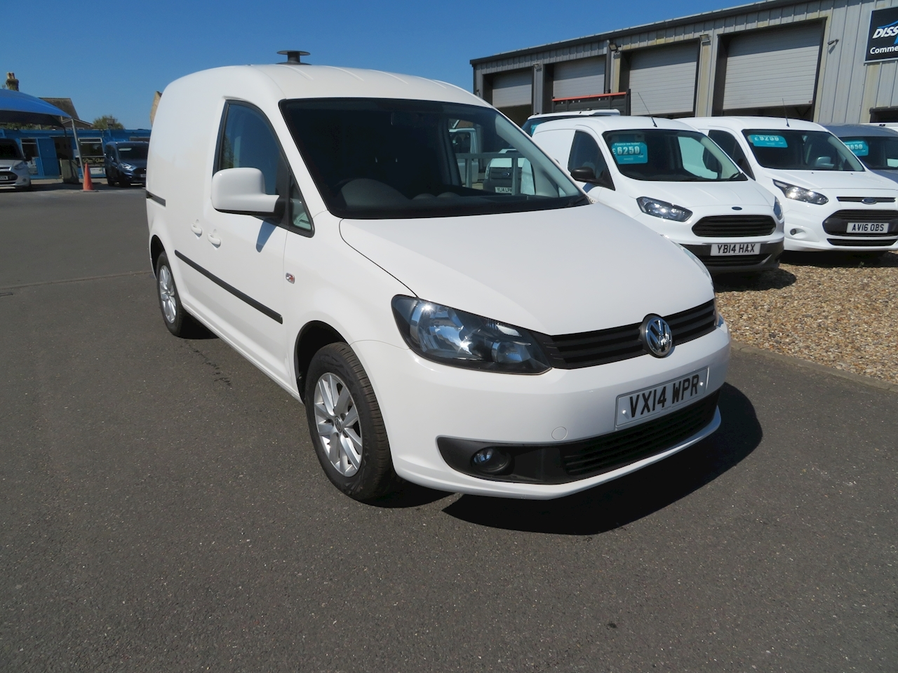 Caddy C20 Tdi Bmt Highline Panel Van 1.6 Manual Diesel