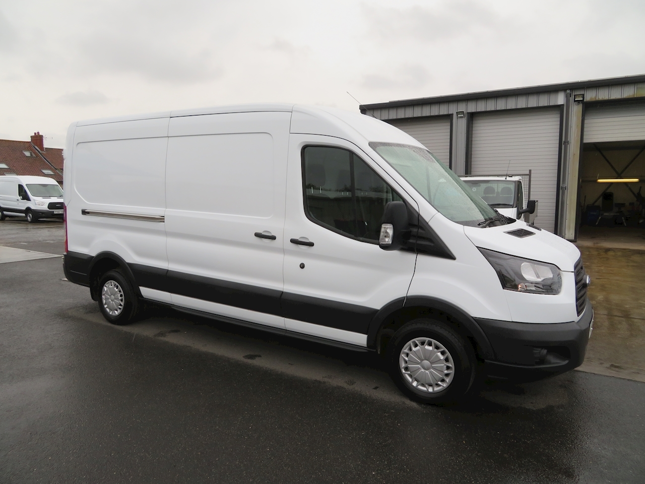 Transit 310 L3 H2 P/V Panel Van 2.0 Manual Diesel