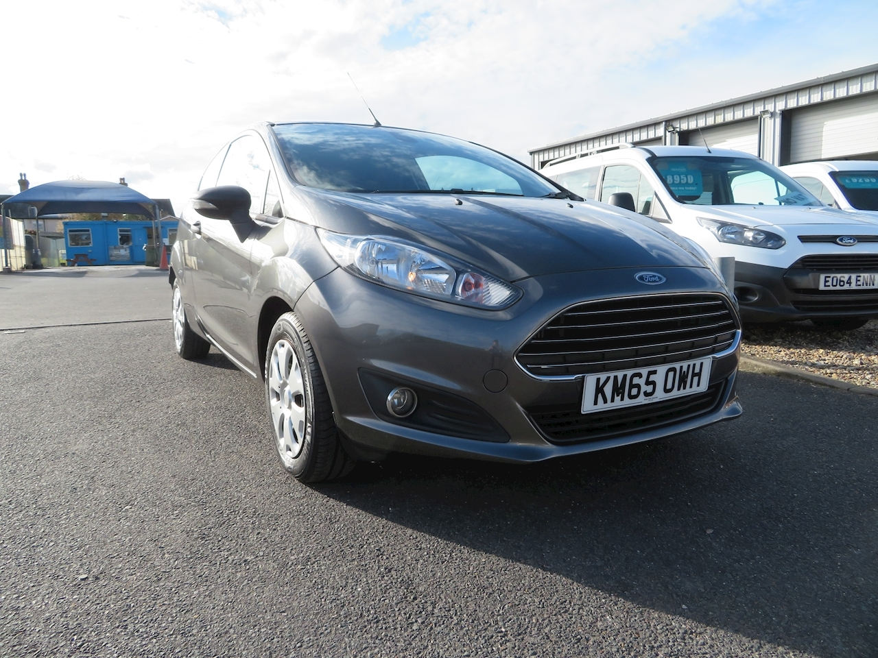 Fiesta Base Tdci Car Derived Van 1.5 Manual Diesel
