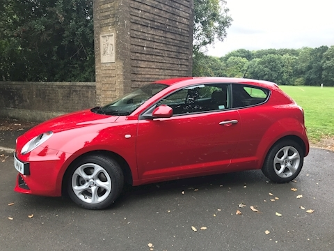 Mito Jtdm-2 1.3 3dr Hatchback Manual Diesel