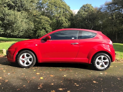 Mito 1.3 Jtdm-2 2018(67) 3dr Hatchback Manual Diesel