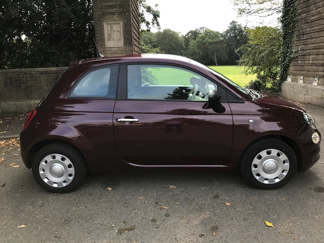 Fiat 500 Pop >> Used Fiat 500 1 2 Pop 2016 66 Alpha Yapps Garages