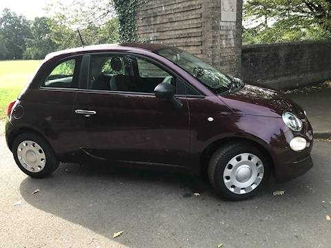 500 1.2 Pop 2016(66) 3dr Hatchback Manual Petrol