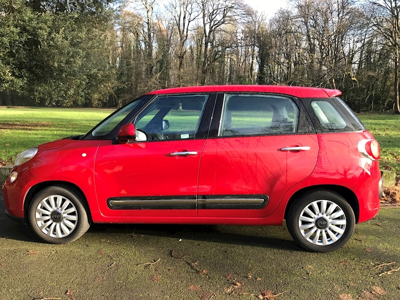 500L 1.3 Pop Star Multijet Semi Auto 2016(16) 5dr Mpv Semi Auto Diesel