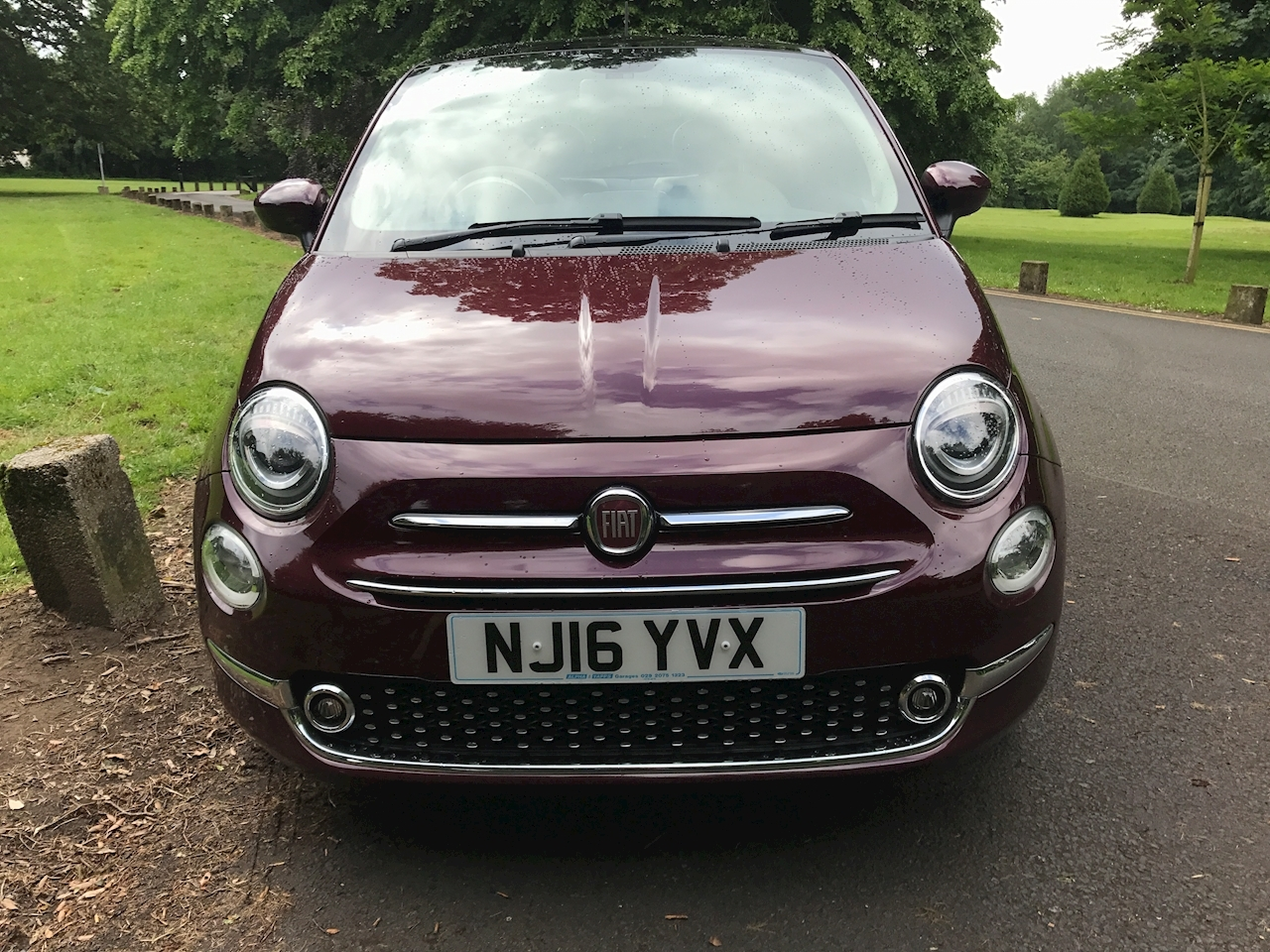 Fiat 500 0.9 Twinair Lounge 2016(16) - Large 2