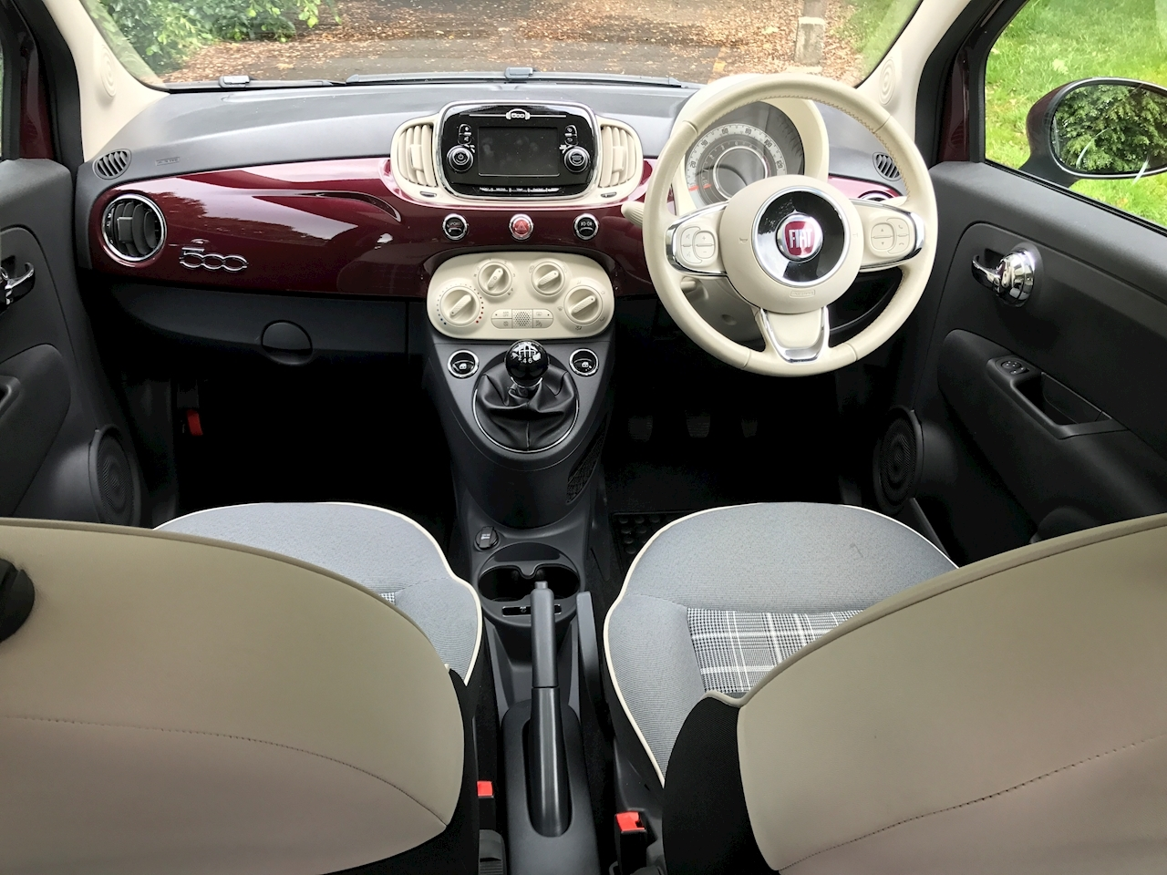 Fiat 500 0.9 Twinair Lounge 2016(16) - Large 5