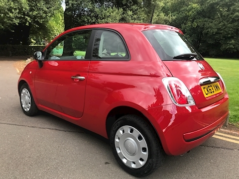 500 1.2 Pop 2014(63) 1.2 3dr Hatchback Manual Petrol