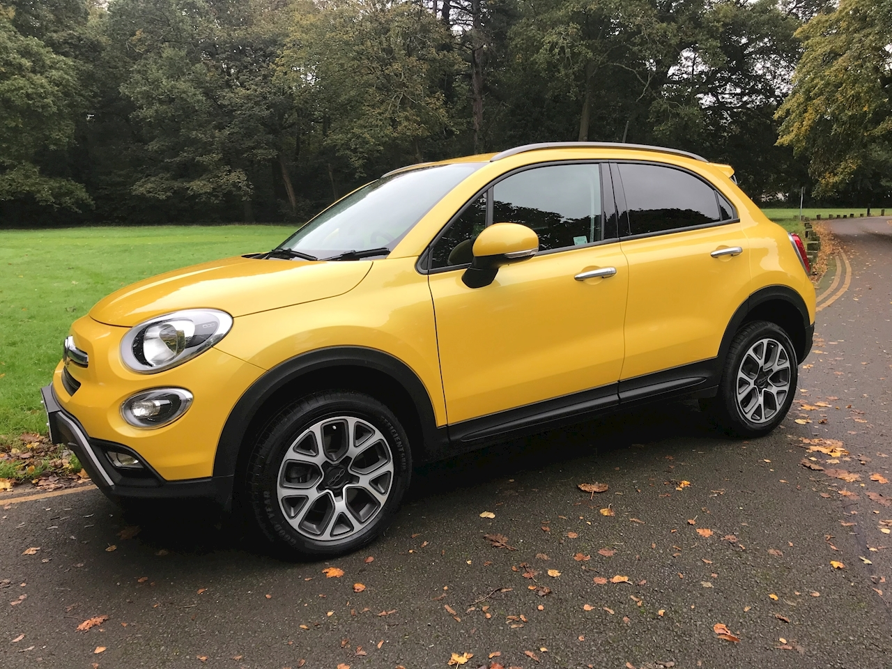 Fiat 500X 1.4 Multiair 170BHP Cross 4x4 2016(16) - Large 0