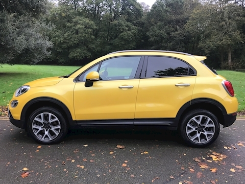 500X 1.4 Multiair 170BHP Cross 4x4 2016(16) 1.4 5dr Hatchback Automatic Petrol