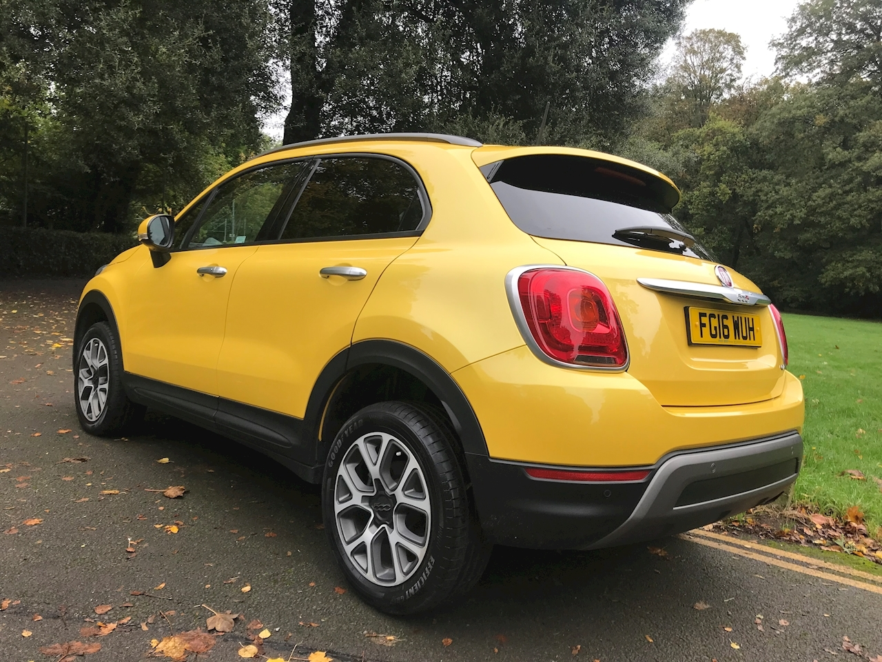 Fiat 500X 1.4 Multiair 170BHP Cross 4x4 2016(16) - Large 3