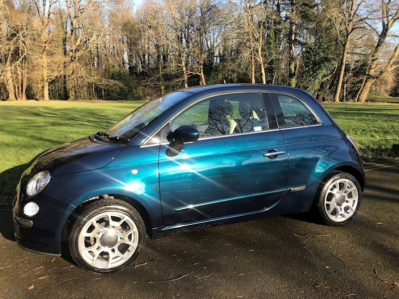 500 1.2 Lounge 2015(65) 1.2 3dr Hatchback Manual Petrol