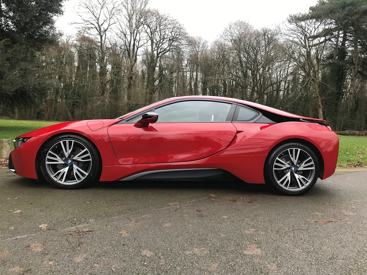 BMW I8 1.5 Protonic Red Edition 2017(17) - Large 2