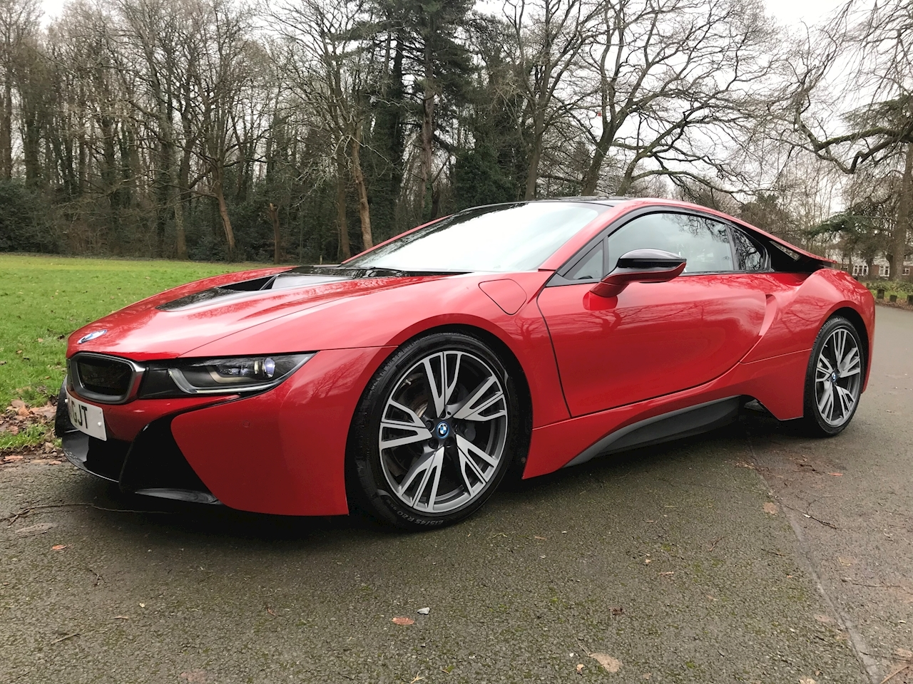 BMW I8 1.5 Protonic Red Edition 2017(17) - Large 3