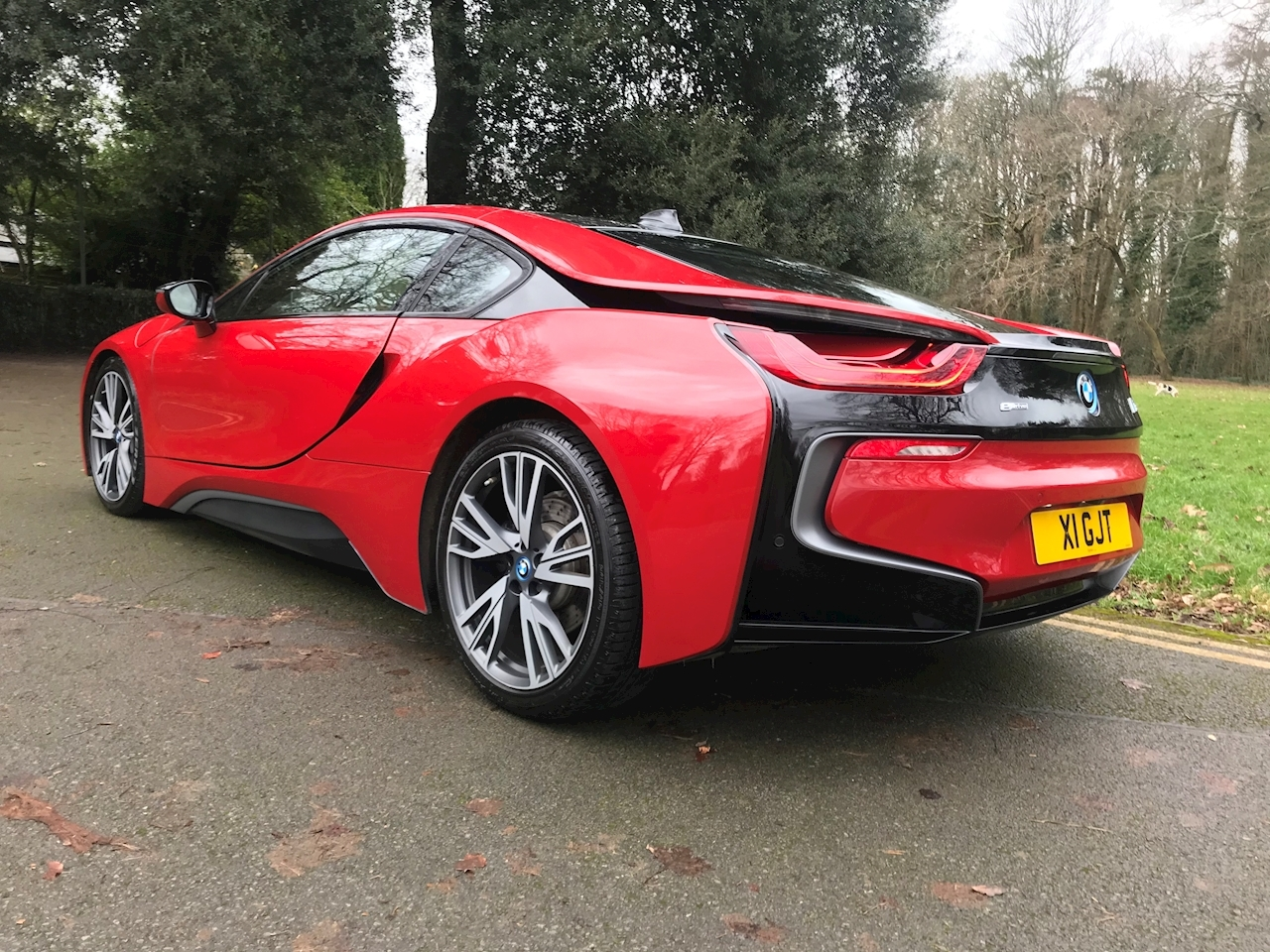 BMW I8 1.5 Protonic Red Edition 2017(17) - Large 4