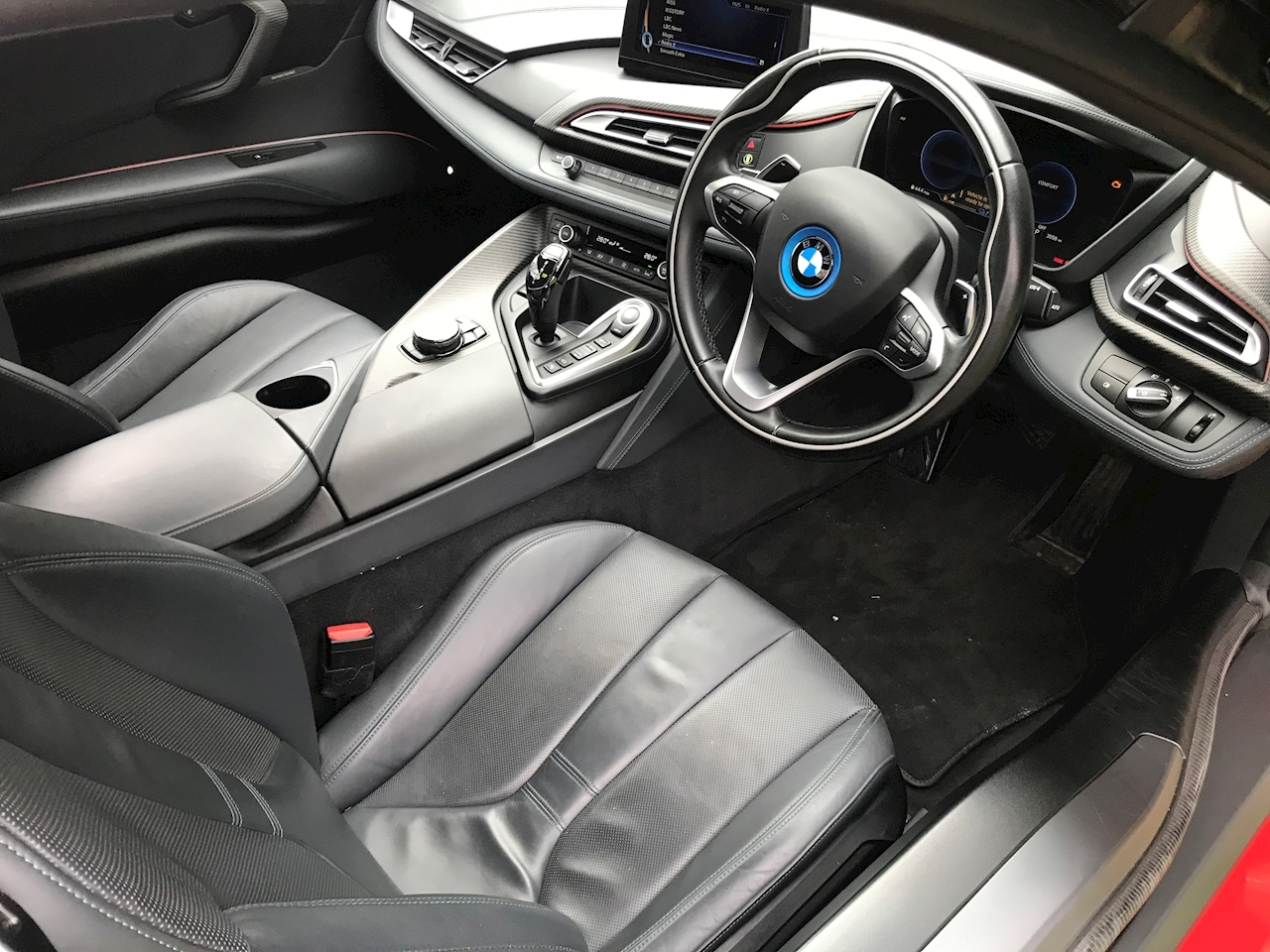 BMW I8 1.5 Protonic Red Edition 2017(17) - Large 6