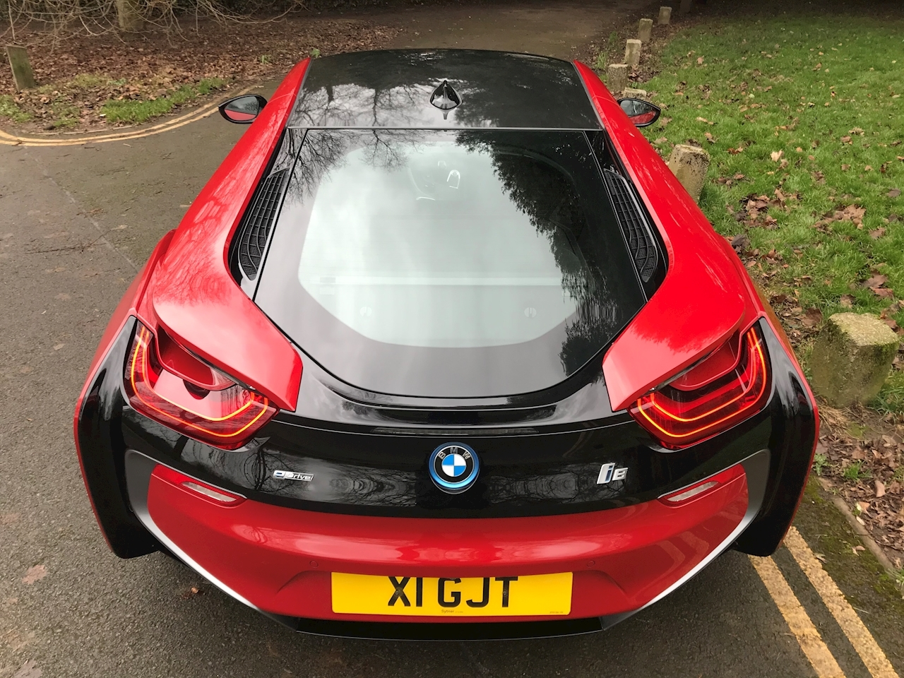 BMW I8 1.5 Protonic Red Edition 2017(17) - Large 9