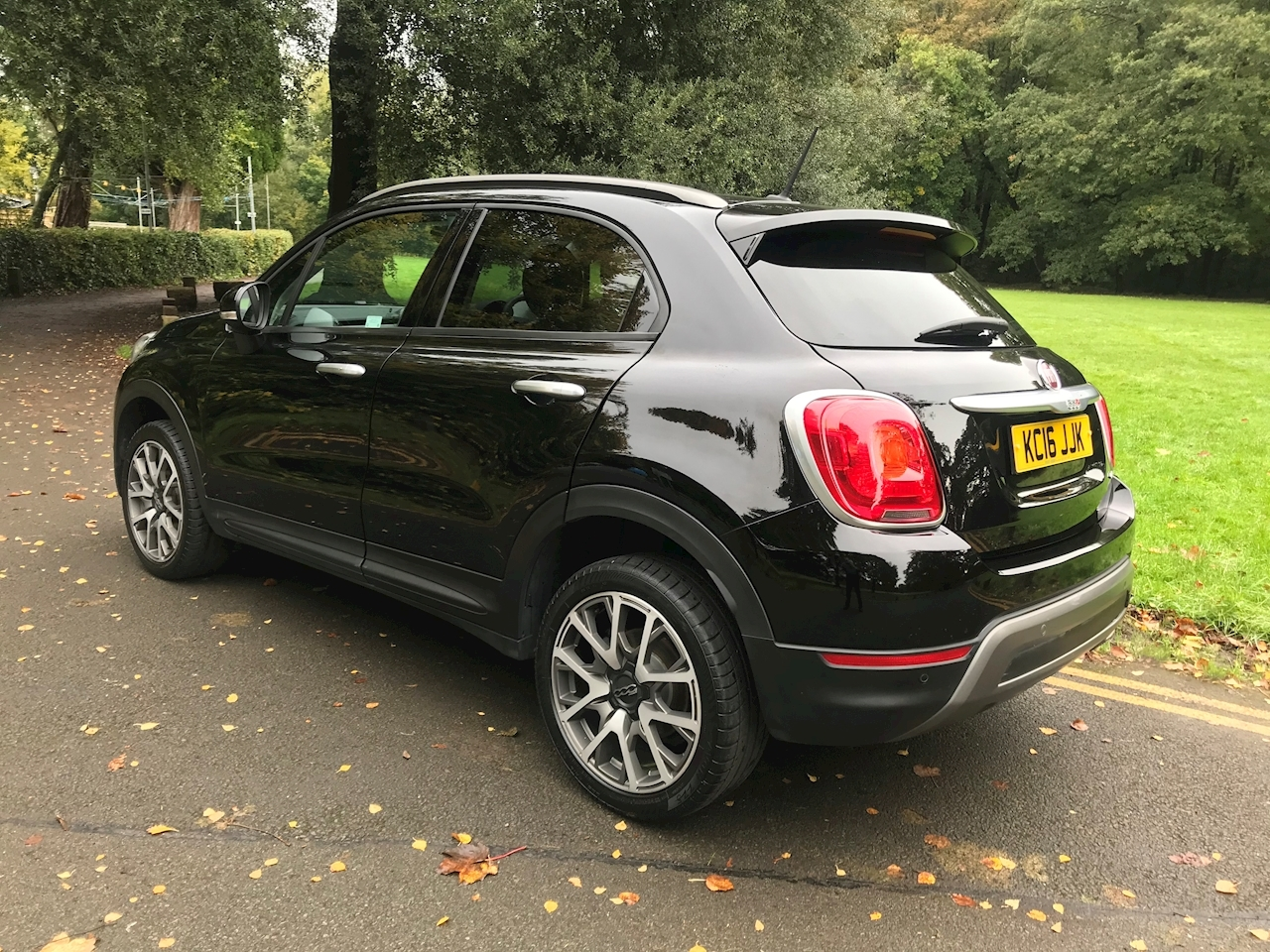 Fiat 500X Multiair Cross Plus Ddct - Large 2