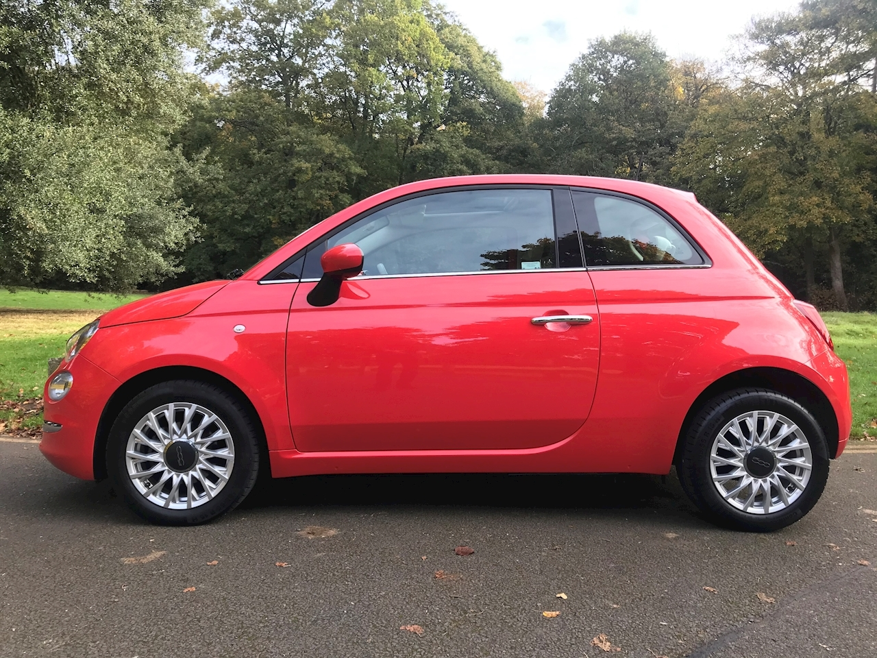 Fiat 500 1.2 69hp Lounge 2018(18) - Large 1