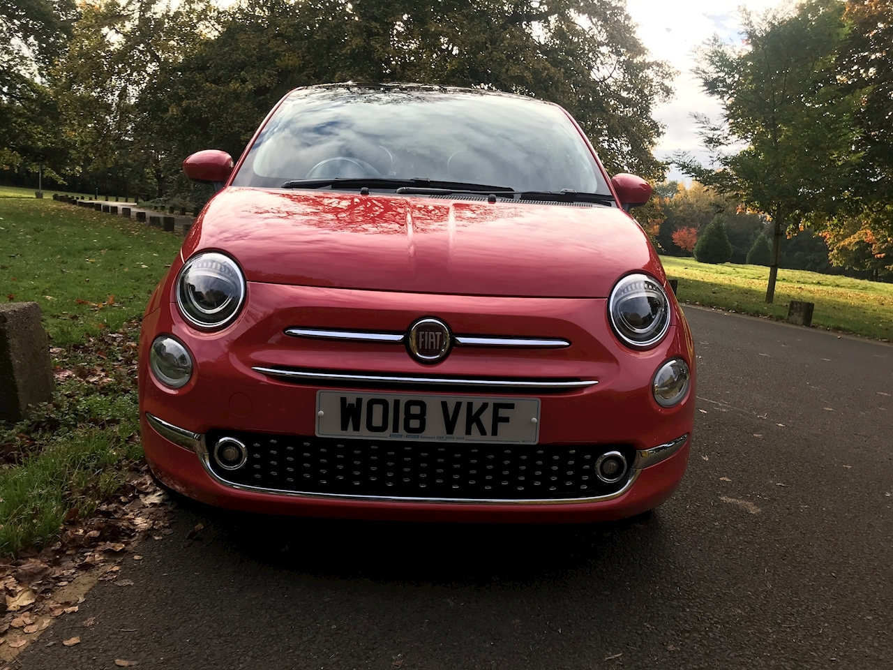 Fiat 500 1.2 69hp Lounge 2018(18) - Large 3