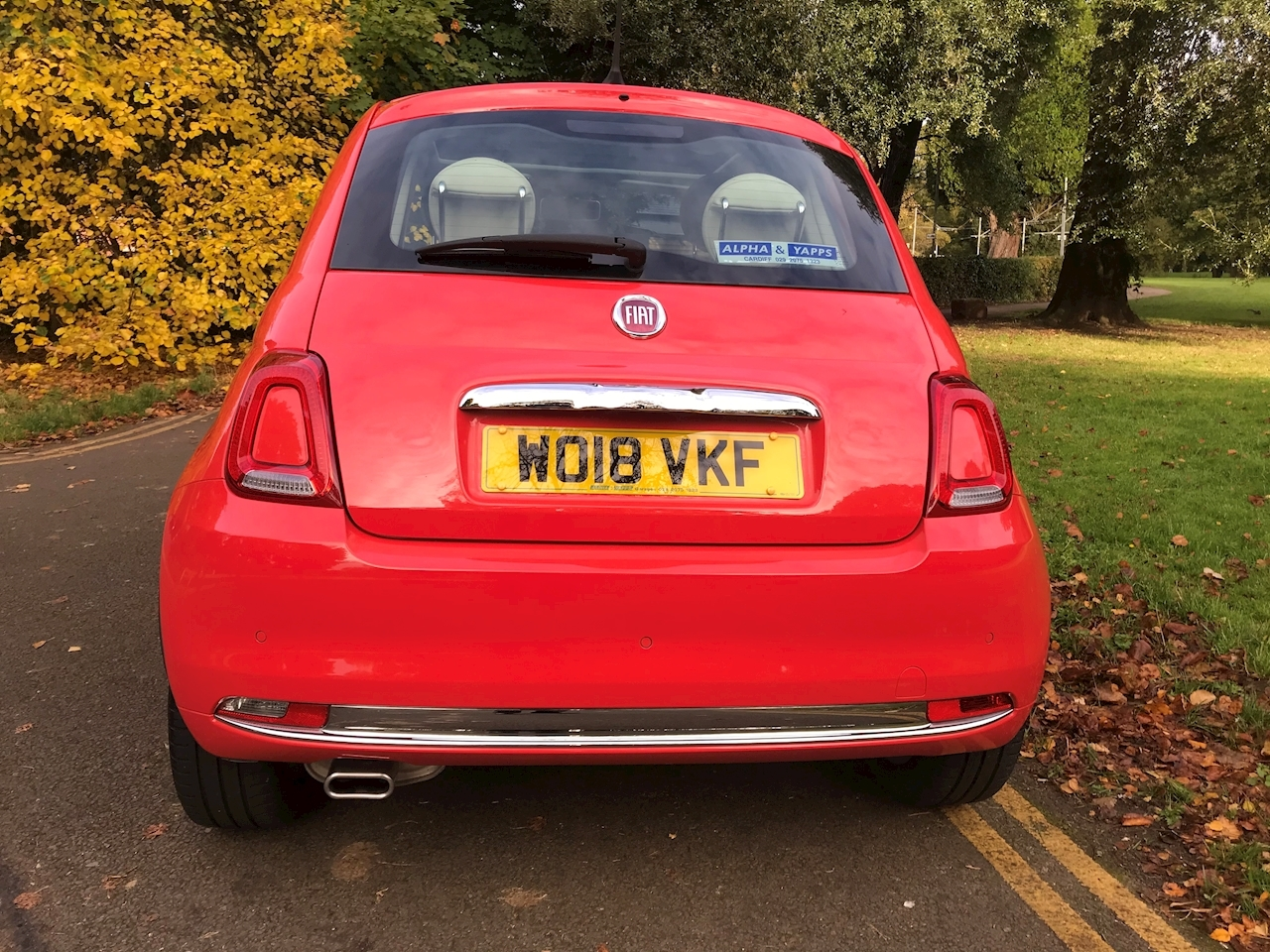 Fiat 500 1.2 69hp Lounge 2018(18) - Large 4