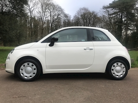 500 1.2 Pop 2015(15) 1.2 3dr Hatchback Manual Petrol