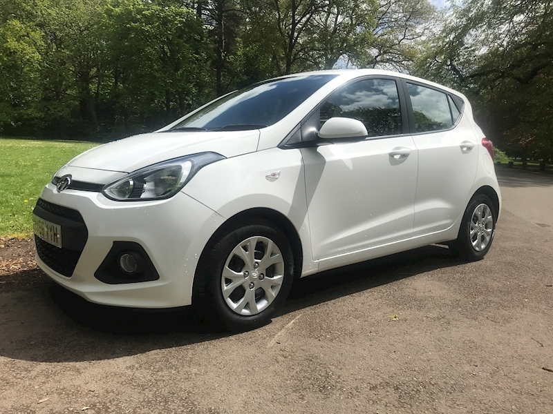 i10 Se 1.0 5dr Hatchback Manual Petrol