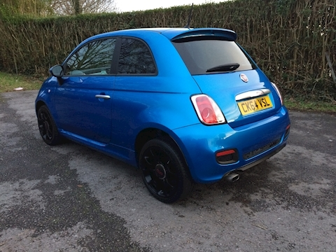 500 S Hatchback 1.2 Manual Petrol