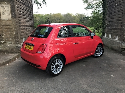 500 Pop Star Hatchback 1.2 Manual Petrol
