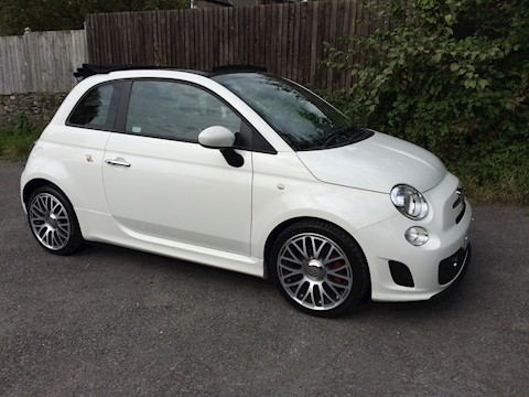 500 C Abarth Convertible 1.4 Manual Petrol