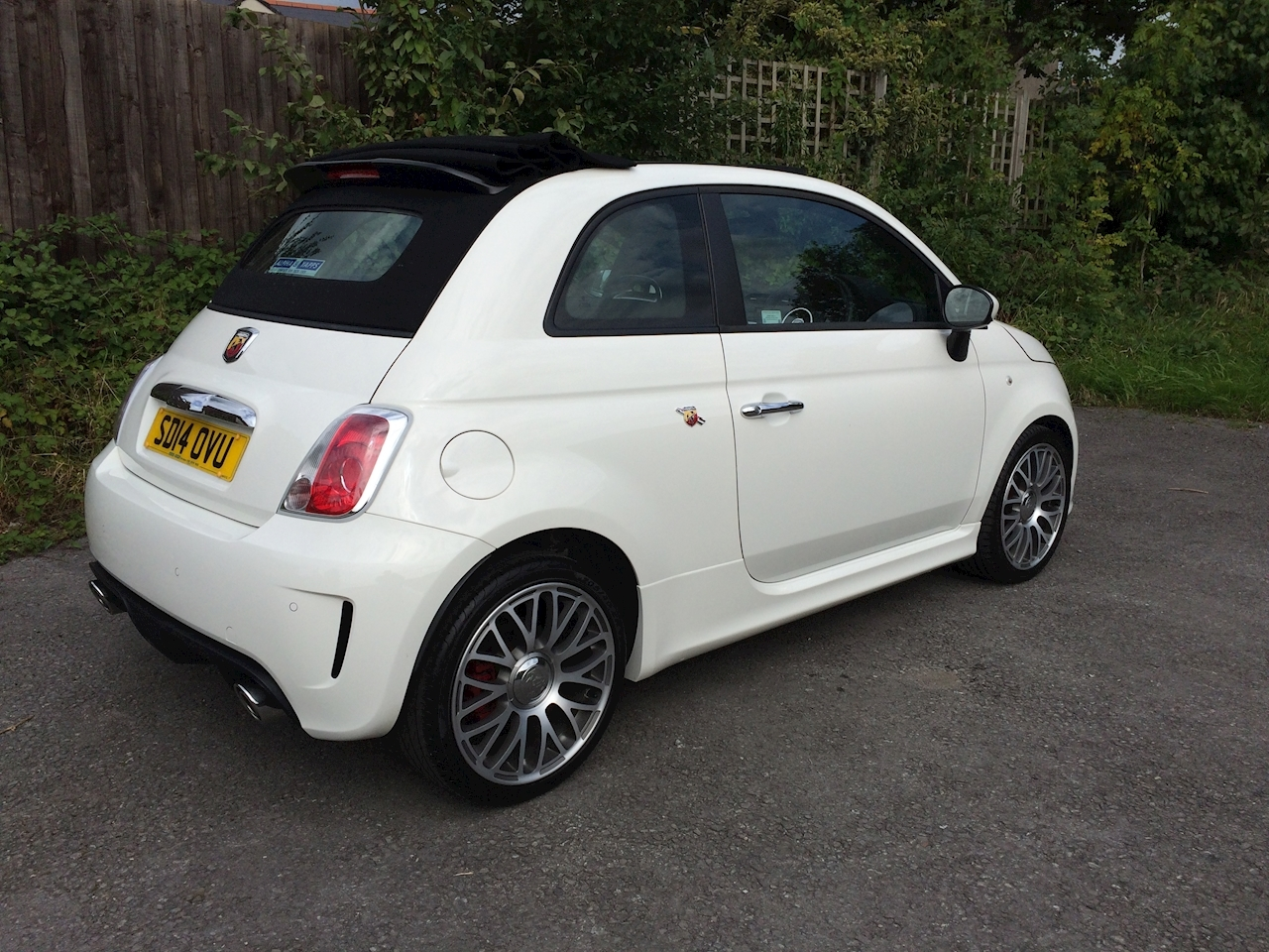 Abarth 500 C Abarth - Large 2