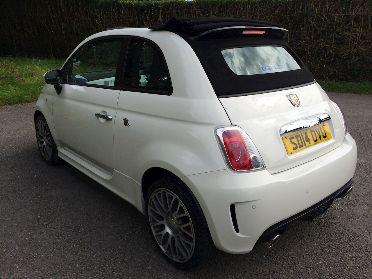 Abarth 500 C Abarth - Large 3
