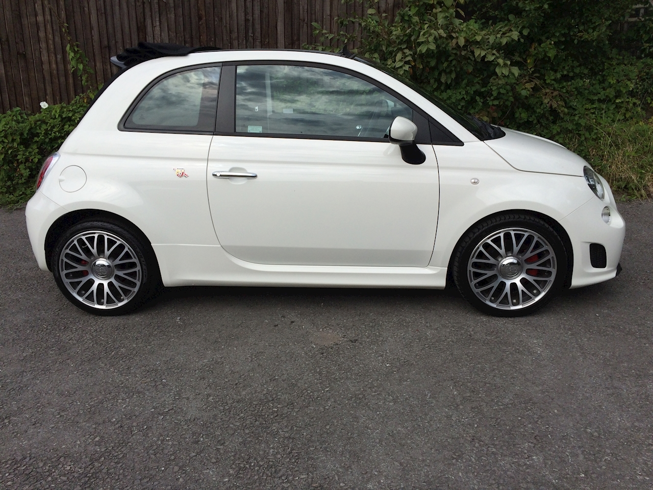 Abarth 500 C Abarth - Large 0